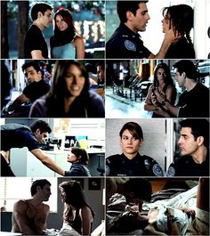 I mean what's not to love? #McSwarek Rookie Blue