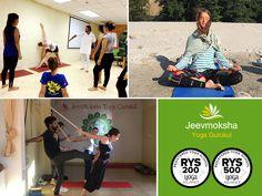 Jeevmoksha in Rishikesh, India conducts yoga teacher training duly certified by Yoga Alliance. Rishikesh India, Yoga School, Muscle Tone, Yoga Teacher Training, Burn Calories, Stretching, Muscles, Meditation, Poses