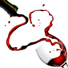 Heart from pouring red wine in goblet. Pouring red wine for valentine's day isol , Valentines Day Wine, Wine Searcher, Wine News, Vides, Shipping Boxes, Wine And Spirits, Wine Making, Wine Recipes, Root Beer
