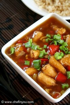 When the weather is cold, rainy and misty nothing warms you up like some hot Chinese food. And if its Indo-Chinese, then its even better :) Baby Corn Manchurians anyone?