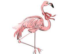 Articulos Similares A Flamingo