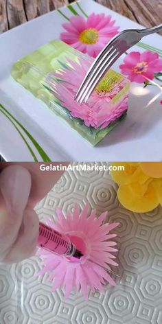 Creative Cakes, Creative Food, Gelatina Jello, Clear Fruit, 3d Jelly Cake, Amazing Food Videos, Buzzfeed Food Videos, Jelly Desserts, Twisted Recipes