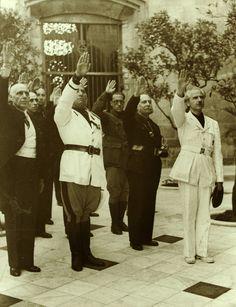 Barcelona en los primeros años del franquismo.
