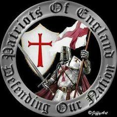 21 Templar Knight Tattoo, Patron Saint Of England, English Knights, St George's Cross, St Georges Day, George Cross, Christian Warrior, Army Day, Masonic Symbols