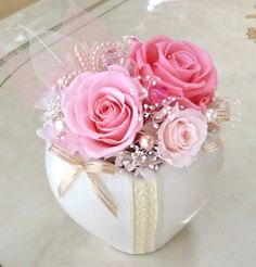 preserved flower arrange