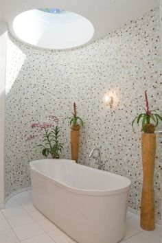 Cool bathroom skylight