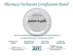 Becoming a pharmacist ?