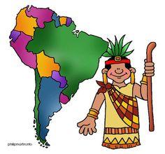 Info Zuid-Amerika en opdrachten