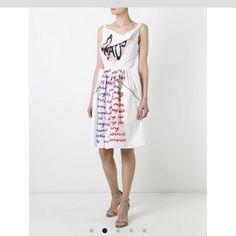 c8dceba0aef7c6 Vivienne Westwood sold out punk monroe dress Paid £475 BNWT - Depop  Vivienne Westwood