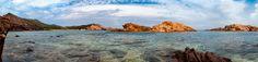 Miguel Angel SGR posted a photo:  Panorámica de la bella bahía de Cala Pregonda en la Isla de Menorca.  Un espectaculo de color y belleza.  Cala Pregonda - Menorca - Islas Baleares - España / Spain.