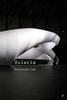 Titulo: Solaris Autor: Stanislaw Lem Genero: ciencia ficcion