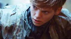 Thomas-Brodie Sangster as Jojen Reed in Game Of Thrones.