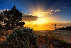 Sunrise Cumbre de Gran Canaria by El Coleccionista de Instantes . on 500px