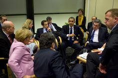... at the United Nations Climate Change Conference in Copenhagen.jpg #globalwarming #climatechange #COP21 #Paris – More at http://www.GlobeTransformer.org