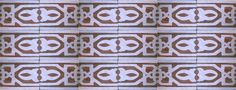 Moroccan Hand Chiseled Tile - CHT010, http://www.badiadesign.com/moroccan-hand-chiseled-tile-cht010