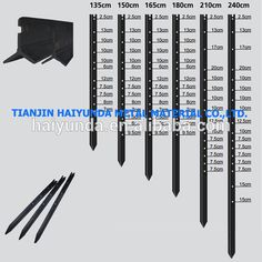 Cheap high quality star picket for sale