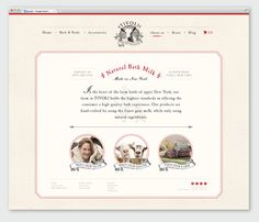 Yu Ping Chuang Tivoli Website. #rustic #neutral #farm