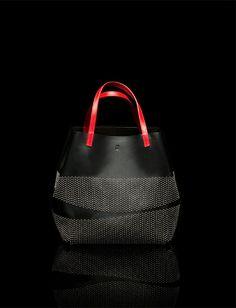 Put a wave on it: CH Carolina Herrera studded 'Matryoshka' bag