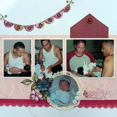 Newborn Baby - Scrapbook.com