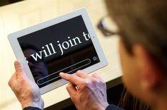 iPad app in development to help with macular degeneration