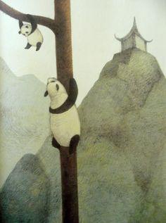 stickers and stuff: Little Panda - Renata Liwska