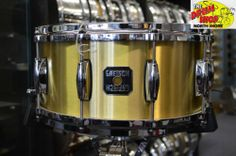 Gretsch Bell Brass Snare Drum 6 5x14