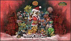 Lili and his friends Christmas by liuhao726.deviantart.com on @deviantART