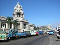 Havana. Old city, old cars. Bliss