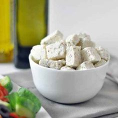 Vegan Feta | 14 Vegan Cheeses That Will Make You Forget About The Real Thing