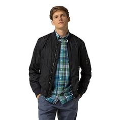 Image for NYLON BOMBER JACKET from Tommy Hilfiger