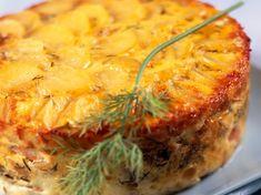Gâteau de saumon, facile et pas cher : recette sur Cuisine Actuelle