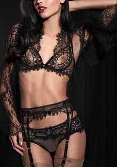martysimone:  Myla London   Photo Lingerie la Femme   Model Cassia   Unf..!