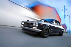 Something about Japanese Classics 71 Skyline GT-R