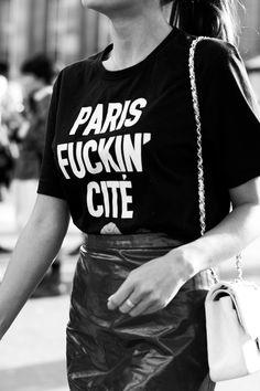 At Rick Owens- Paris Fashion Week SS15 by Amandine Dowle Photography