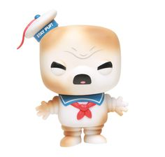 #109 Stay Puft Marshmallow Man (Hot Topic Exclusive). #ghostbusters #toys #scifi #geek #collectibles  Collect it here: https://www.completeset.com/item/funko-stay-puft-marshmallow-man/122yq