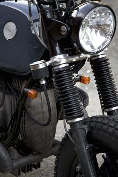BMW R80RT Scrambler 4