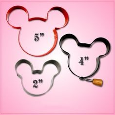 Mickey Mouse Cookie Cutter | Cheap Cookie Cutters