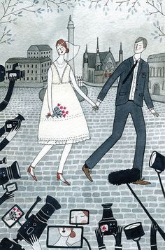 "for ""baltimore bride"" magazine by ybryksenkova, via Flickr"