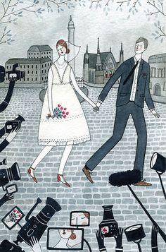"for ""baltimore bride"" magazine by ybryksenkova, via Flickr"