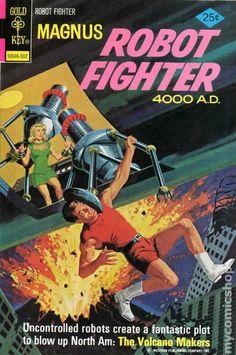 Magnus Robot Fighter (1963 Gold Key) 38