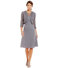 8e81650944ad Let Dillard s Wedding Shop be your destination for mother of the bride  dresses available in regular
