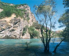 Tunceli munzur vadisi milli parkı