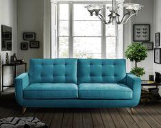 Este sofa retro esta inspirado en la serie Mad Men. Con la estetica de los anos 50 y 60, el sofa Sterling Cooper toma el nombre de la agencia de publicidad en la que trabaja Don Draper fundada por Bertram Cooper y Roger Sterling, la agencia de publicidad de Madison Avenue. ... Eur:993 / $1320.69