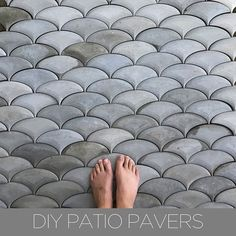 Patio Pavers Silicone Molds Concrete Stepping Stone Mold Concrete Brick Mold Source by etsy Concrete Stepping Stone Molds, Concrete Walkway, Paver Walkway, Concrete Bricks, Concrete Molds, Concrete Design, Walkways, Concrete Paver Patio, Driveways