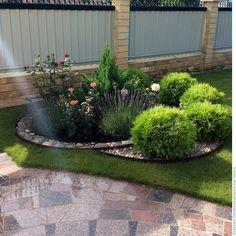 Green Tree Garden Design – Haus & Garten, die Liste - New ideas Backyard Garden Design, Small Backyard Landscaping, Landscaping Ideas, Acreage Landscaping, Landscaping Equipment, Front Garden Landscape, Garden Paths, Sky Garden, Garden Planning