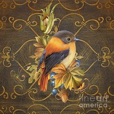 I uploaded new artwork to plout-gallery.artistwebsites.com! - 'Glorious Birds-A' - http://plout-gallery.artistwebsites.com/featured/glorious-birds-a-jean-plout.html via @fineartamerica