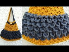 Learn to crochet for free with video tutorials and patterns with pictures. I try to upload every Tuesday. Written patterns can be found herehttp://www.melado...