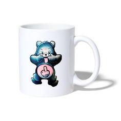 Geschenke Shop   Gummibär Lustig Schwarzer Humor - Tasse Shops, Gummy Bears Funny, Hot Coffee, Black People Humor, Coffee Cups, Tea Cups, Tents, Retail, Retail Stores