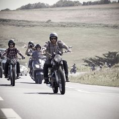 The countdown begins to Europe's most exciting motorcycle show: Wheels & Waves. Biarritz, June 2013. See you there!