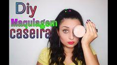 Diy: Maquiagem CASEIRA